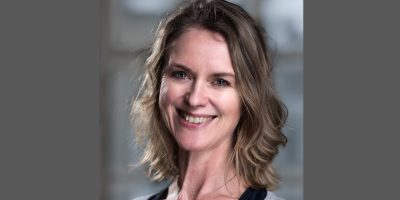 Leadership Stories: Liz Marsh found her golden thread.