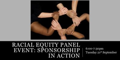 """IWF UK Racial Equity Group hold """"Conversation with Mid-Career Women"""""""