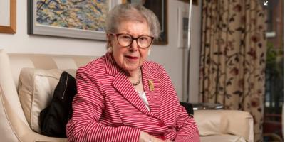 IWF UK Leadership Stories: Barbara Hosking